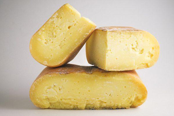 pieza queso quintana artesano añejo mahon menorca