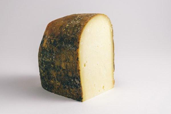 1/4 queso quintana artesano curada super gold en los world cheese awards