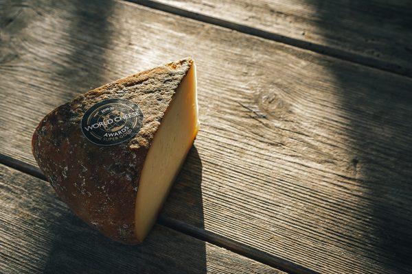 cuña de queso quintana artesano curado mahón menorca